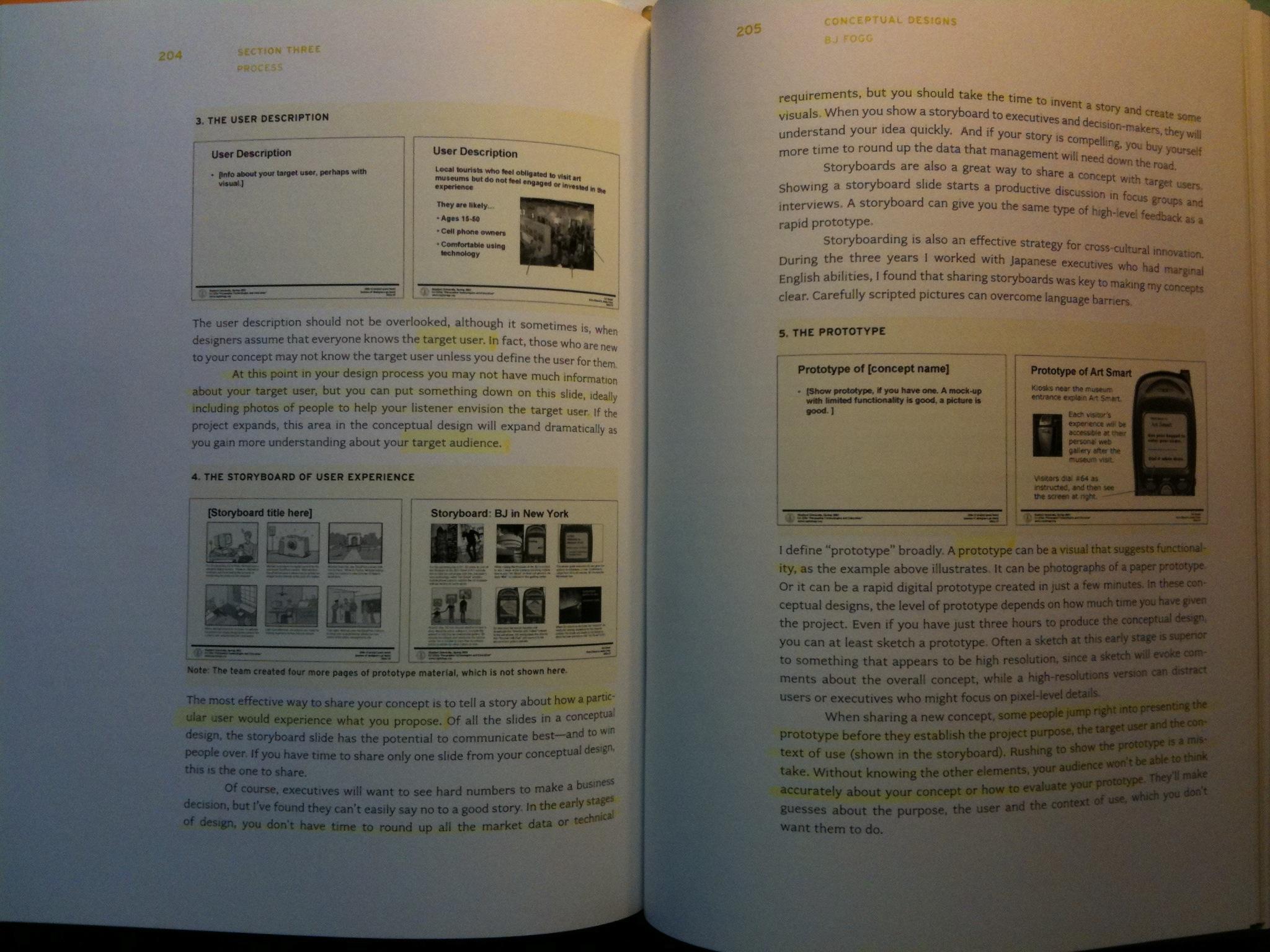 via Brenda Laurel, Design Research (MIT Press 2003): 204-5