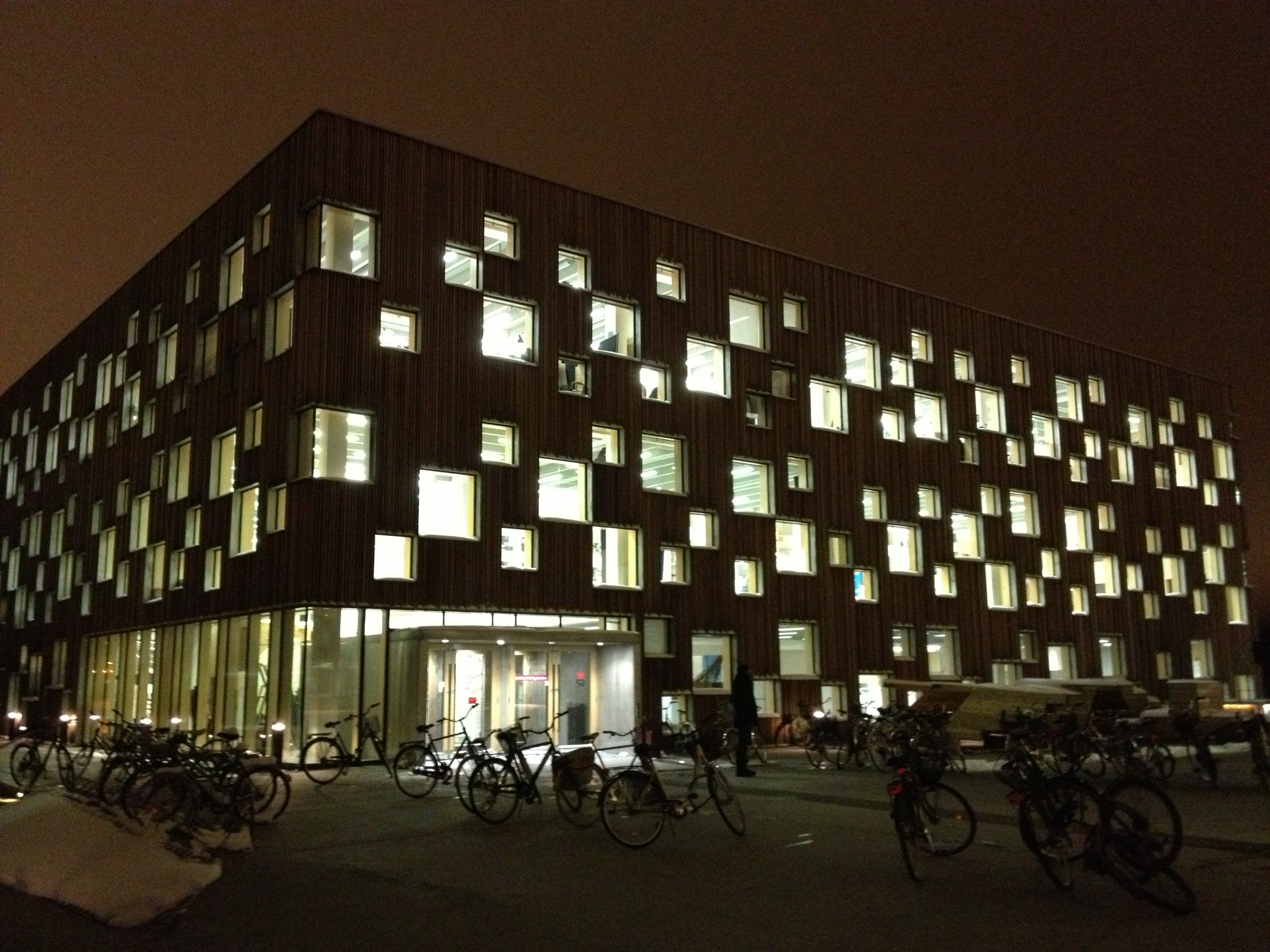 Umea's Arts Campus