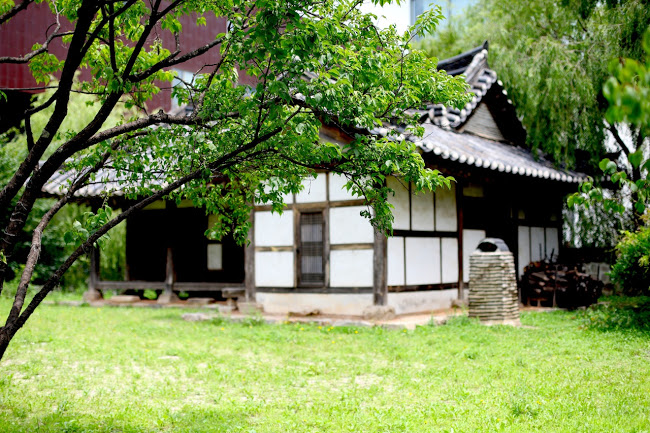 Traditional House near Asian Publishing Culture Information Center