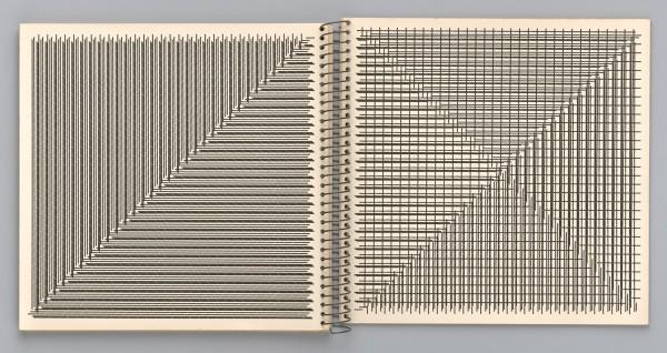 Dieter Roth, bok 2b, 1961, via MoMA