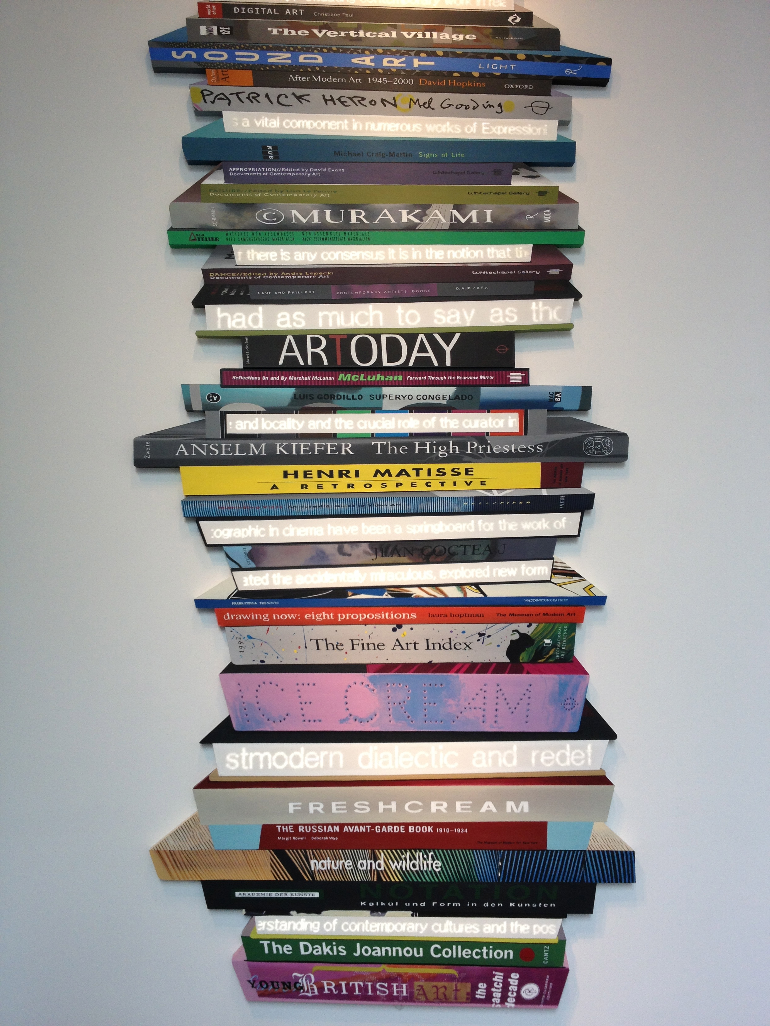 "stack aesthetics i: micro libraries + airan kang's ""luminous words"