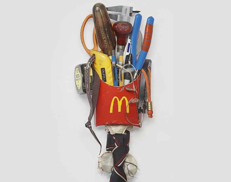 Tom Sachs, The Sacrifice, 2012
