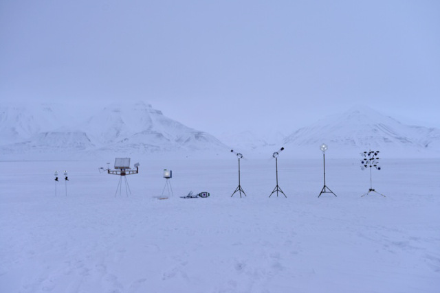 Svalbard Architectural Exhibition; via Visit W3Schools! BLDGBLOG