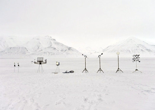MAP Architects, Svalbard Architectural Expedition, 2013. [Photo by MAP Architects]