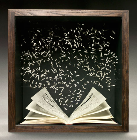 """Su Blackwell, """"The Book of the Lost"""""""