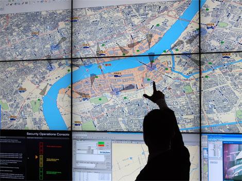 Cisco UrbanGIS