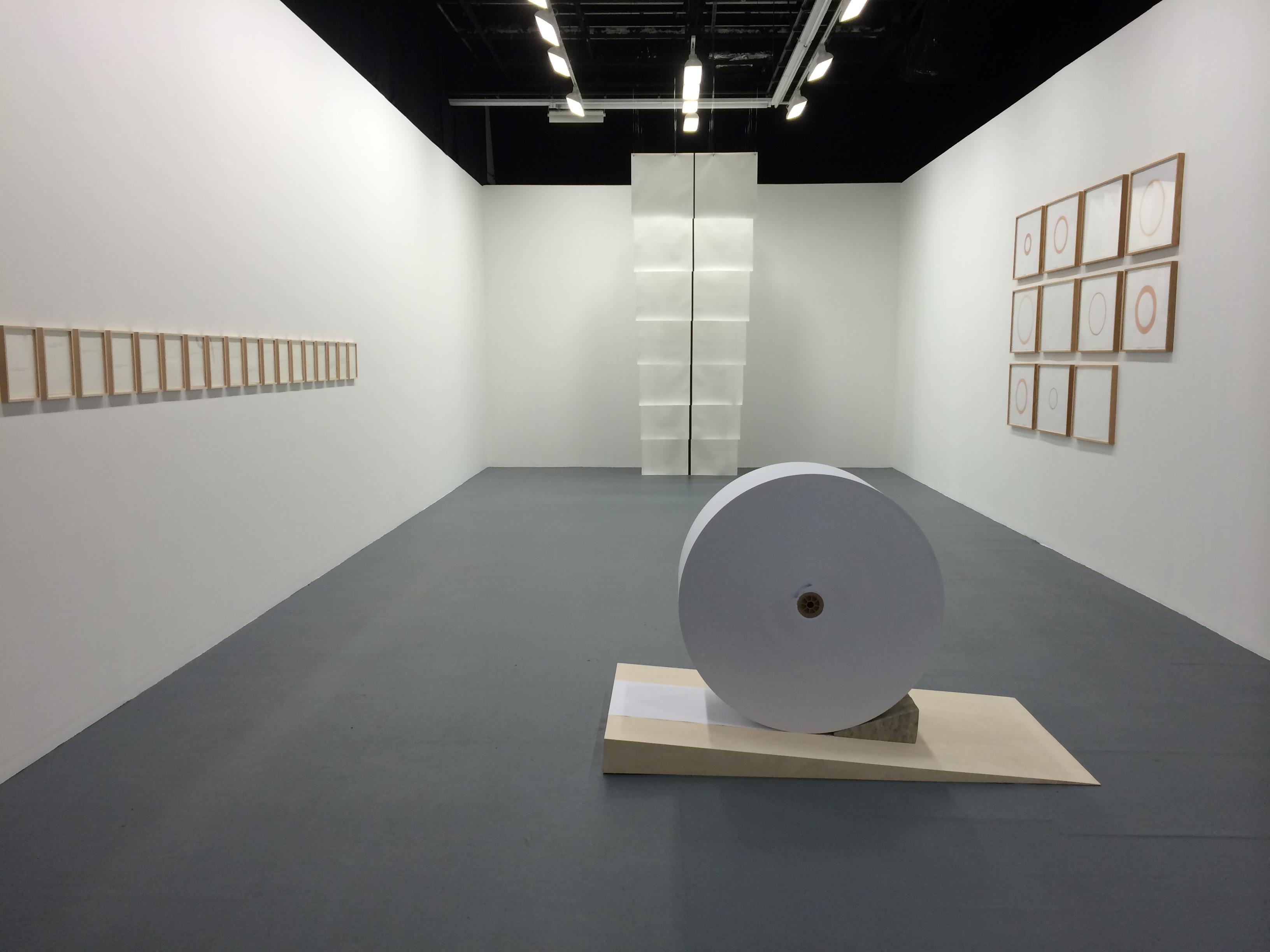 Luke Stettner, this single monument, The Kitchen