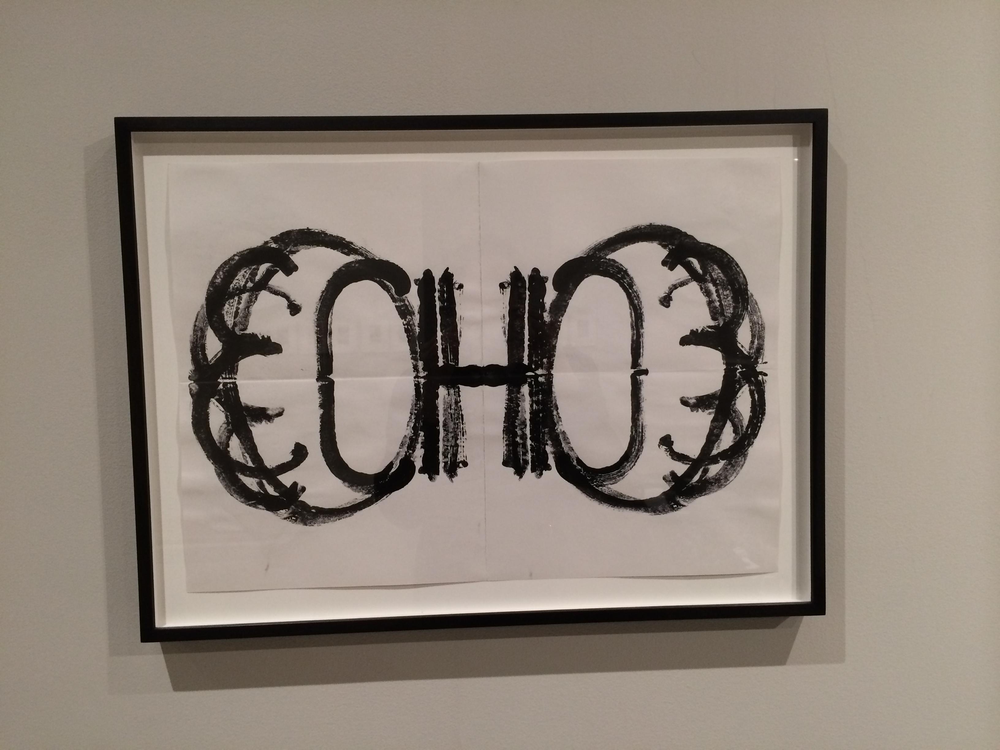 Christian Marclay, Echo, 1993