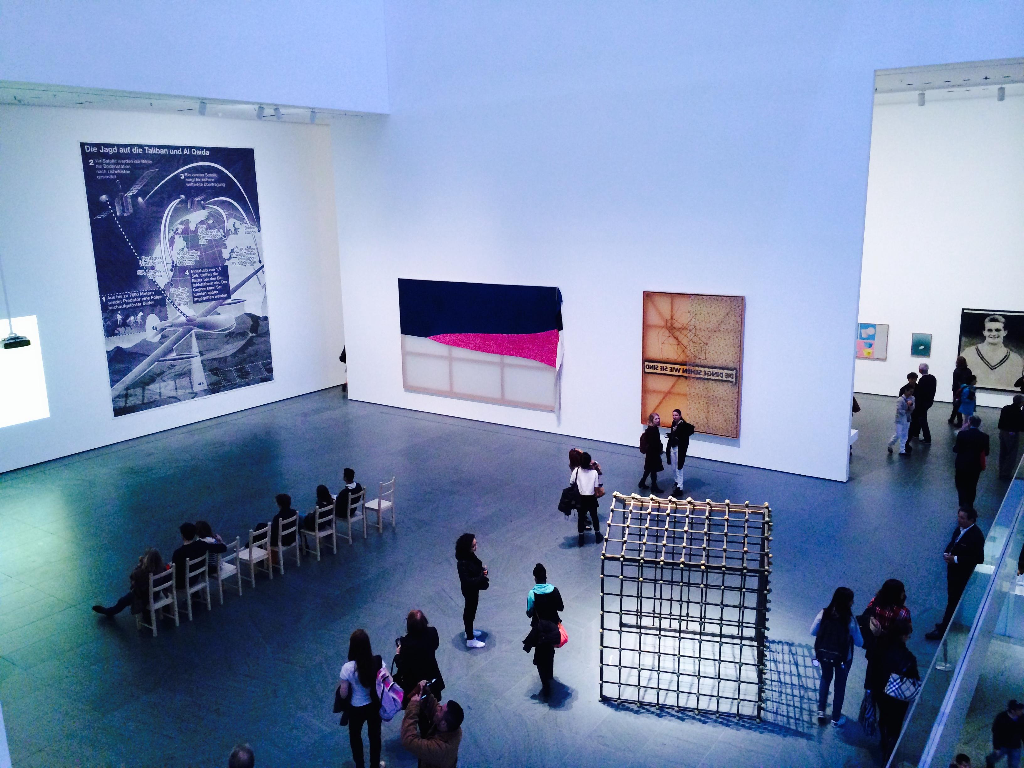 Sigmar Polke @ MoMA