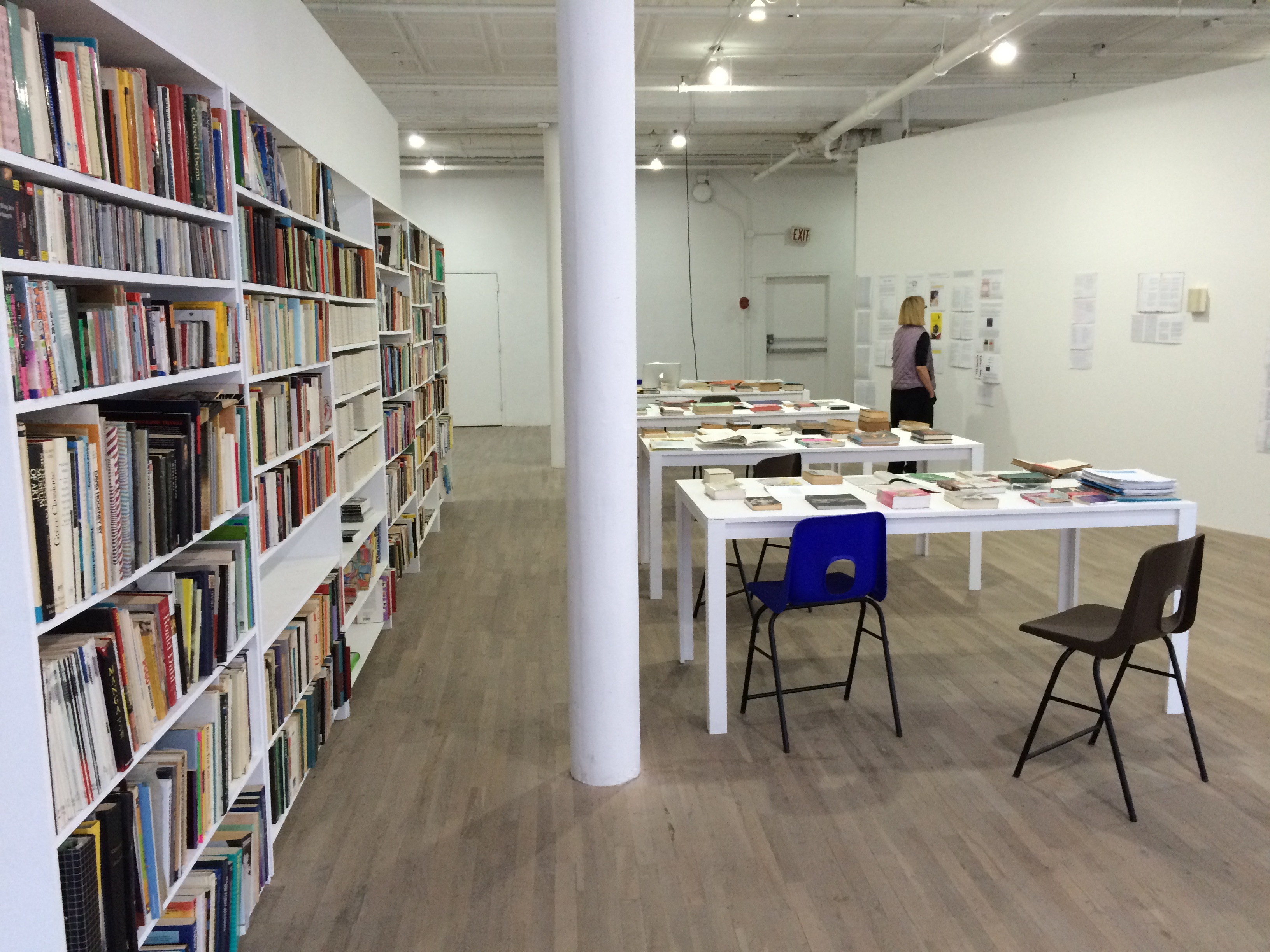 The Library Vaccine @ Artists Space
