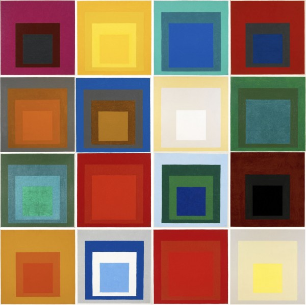 Josef Albers, Homage to the Square, 1949
