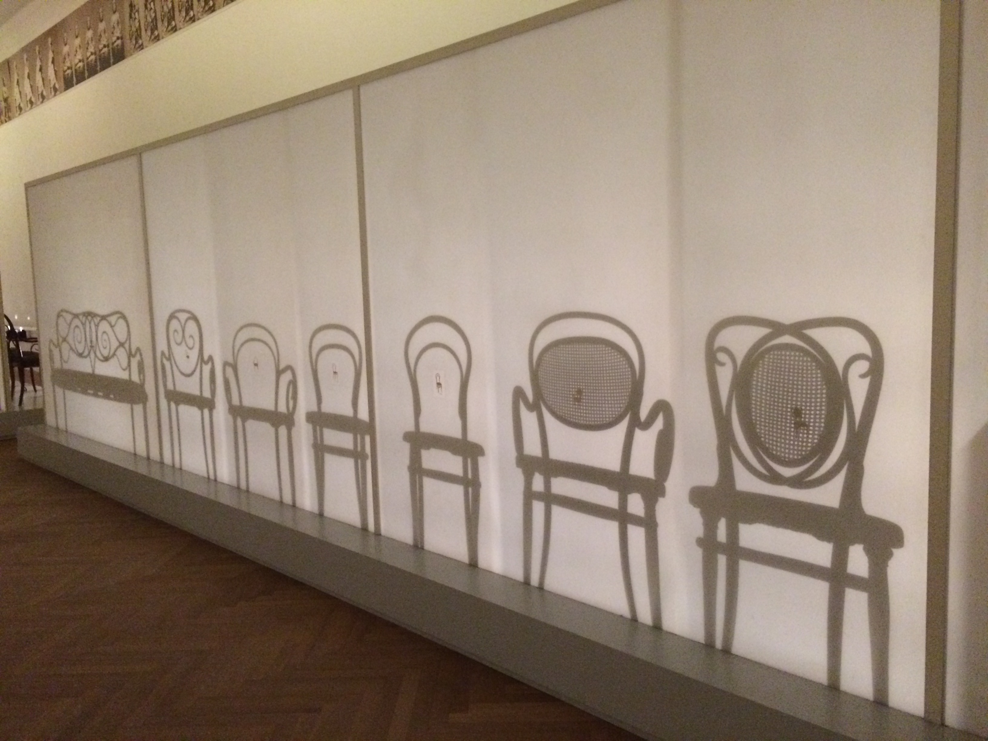 Chairs! @ Museum of Applied Arts, Vienna