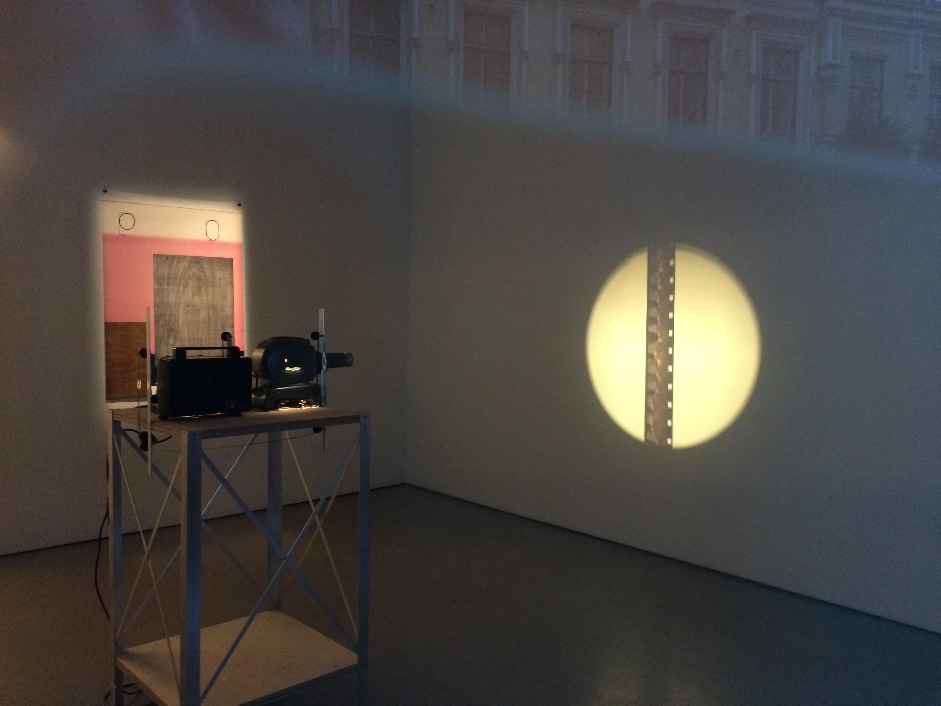 Super 8 & Slide Projector: Wolfgang Plöger @ Georg Kargl BOX
