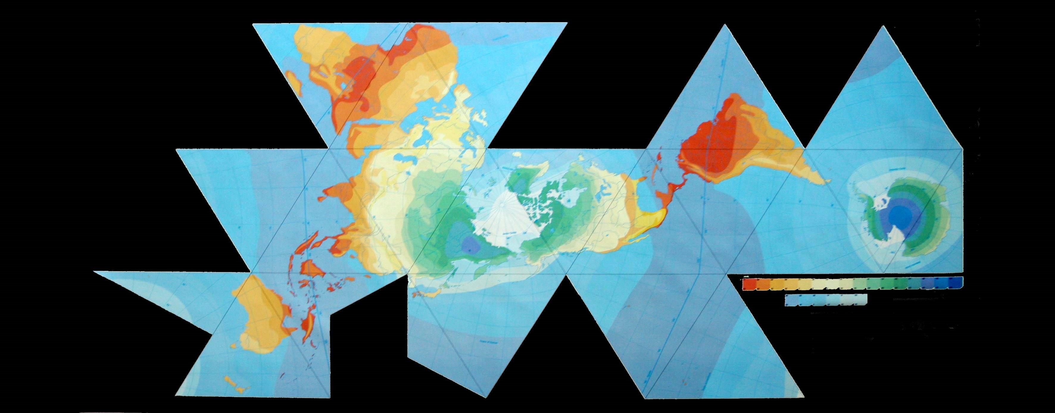 via Gene Keyes; Cahill-Keyes Maps