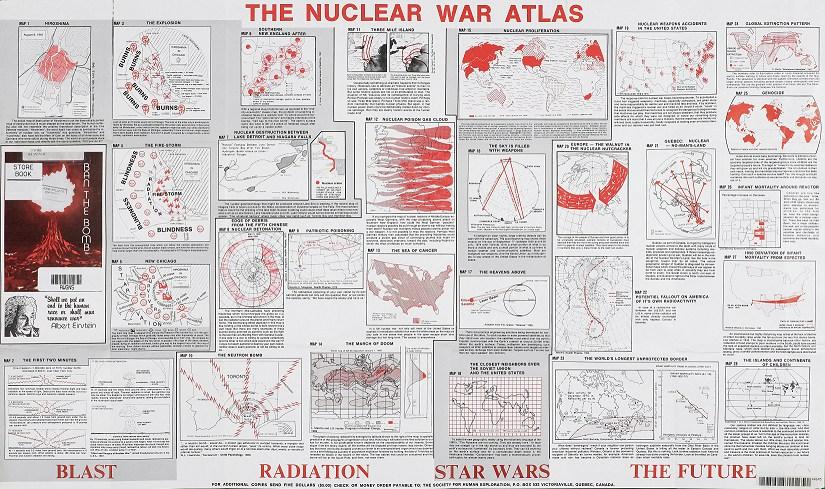 Bill Bunge, Nuclear War Atlas