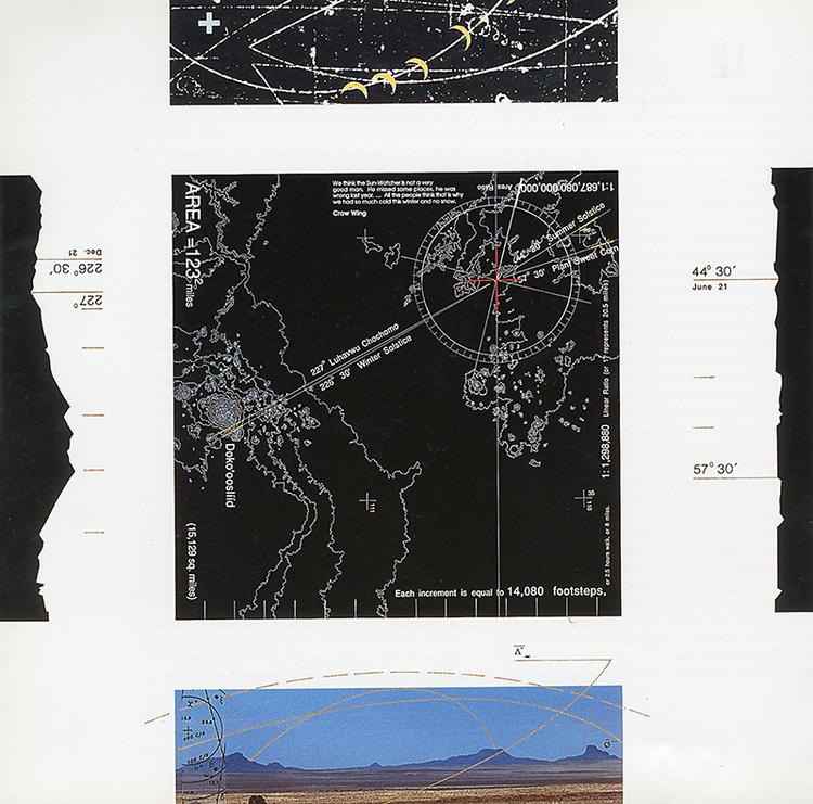 James Corner, Taking Measures Across the American Landscape