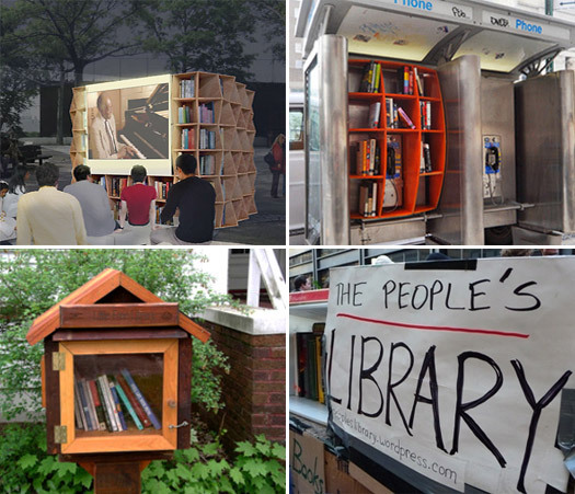Little Libraries on the Urban Margins, via Places Journal, 2012
