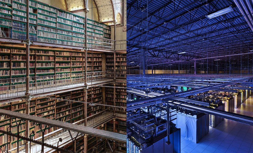 Library as Infrastructure, via Places Journal, 2014