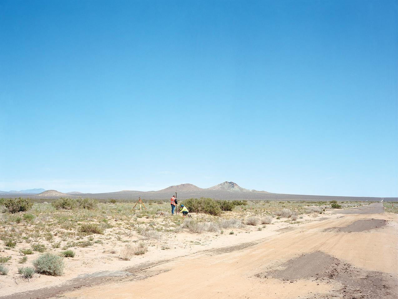 Jeff Wall, Property Line